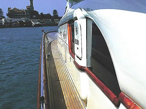 Manufacturer Provided Image: Port Gunwale