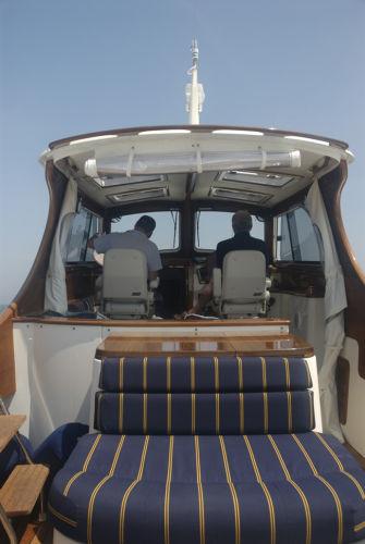Cockpit Seating