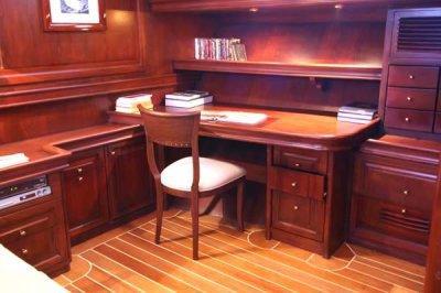 Study At Master Cabin