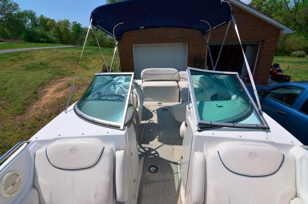 Crownline 240EX BoatsalesListing New England