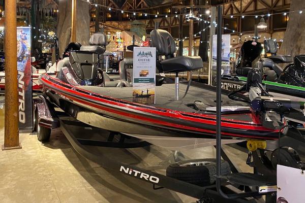 2019 Nitro boat for sale, model of the boat is Z21 Elite & Image # 1 of 53