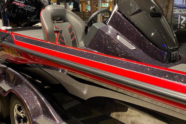 2019 Nitro boat for sale, model of the boat is Z21 Elite & Image # 2 of 53