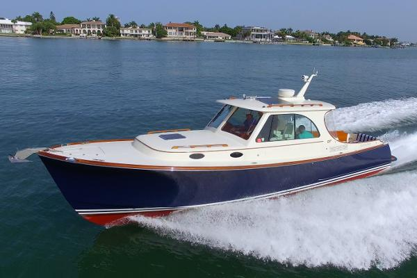 37 Picnic Boat MKIII