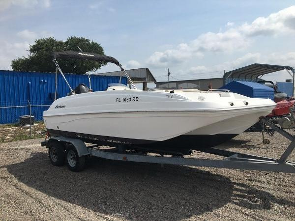 2016 HURRICANE SS 188 OB for sale