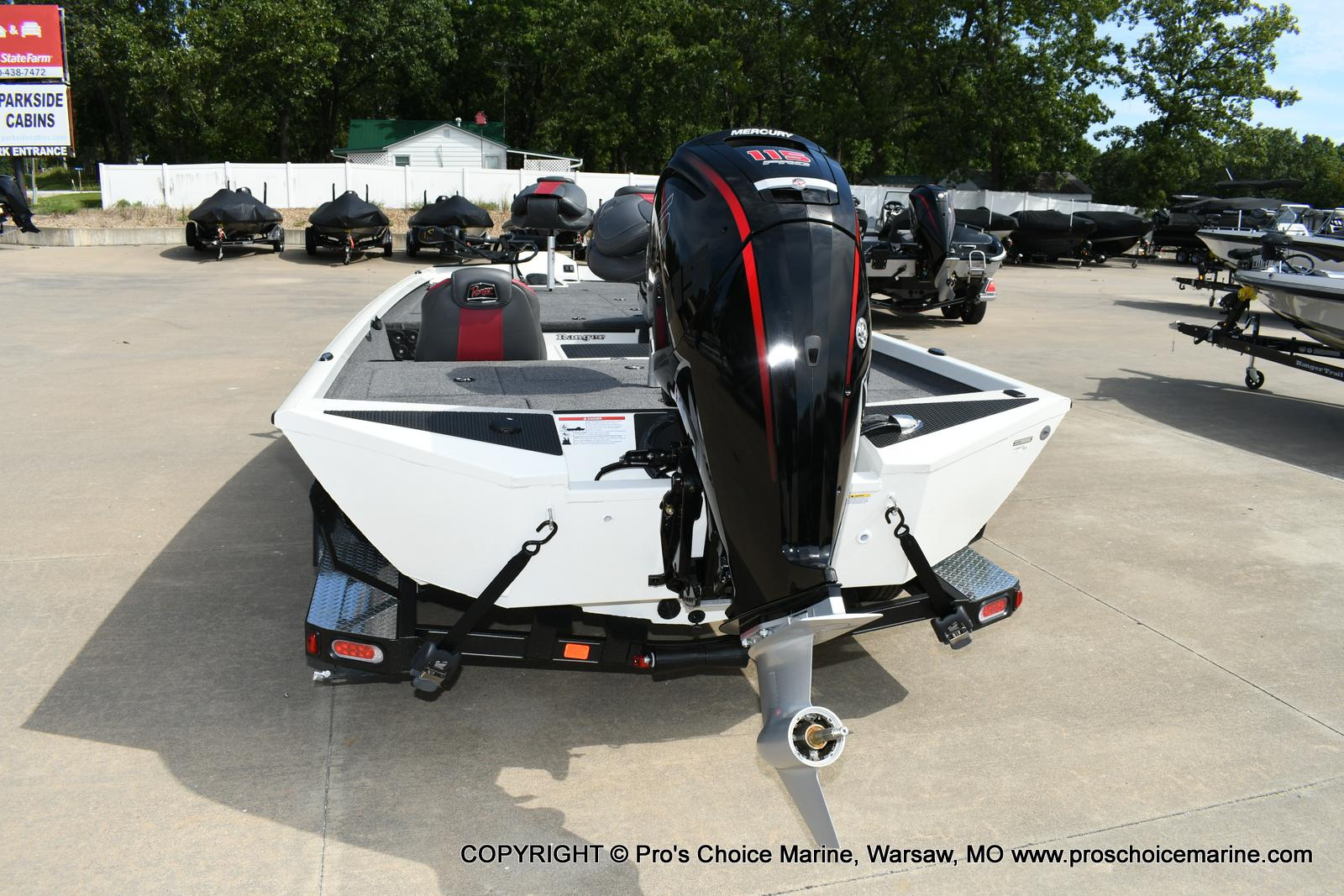 2020 Ranger Boats boat for sale, model of the boat is RT188P & Image # 50 of 50