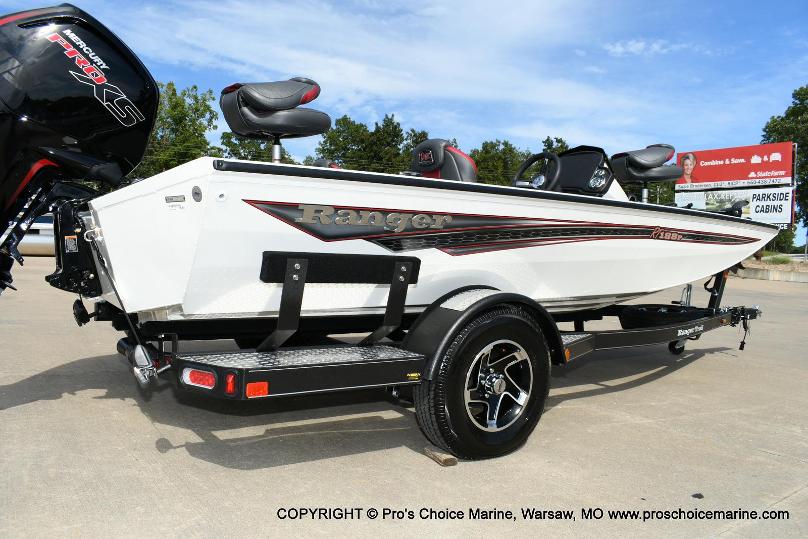 2020 Ranger Boats boat for sale, model of the boat is RT188P & Image # 17 of 50