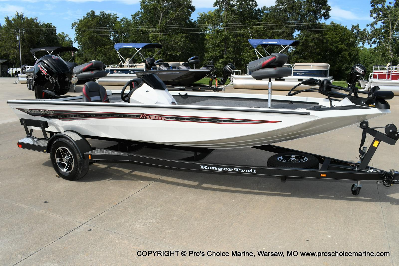 2020 Ranger Boats boat for sale, model of the boat is RT188P & Image # 2 of 50