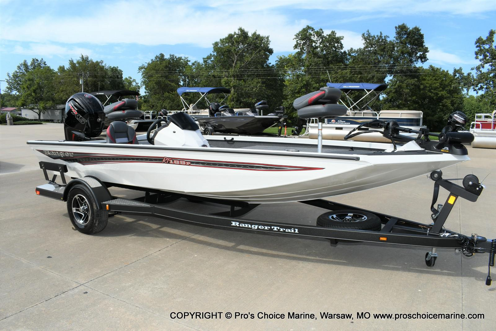 2020 Ranger Boats boat for sale, model of the boat is RT188P & Image # 25 of 50