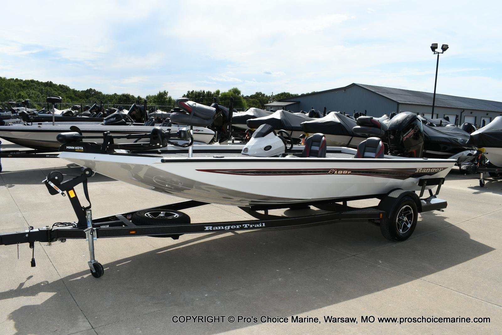 2020 Ranger Boats boat for sale, model of the boat is RT188P & Image # 27 of 50