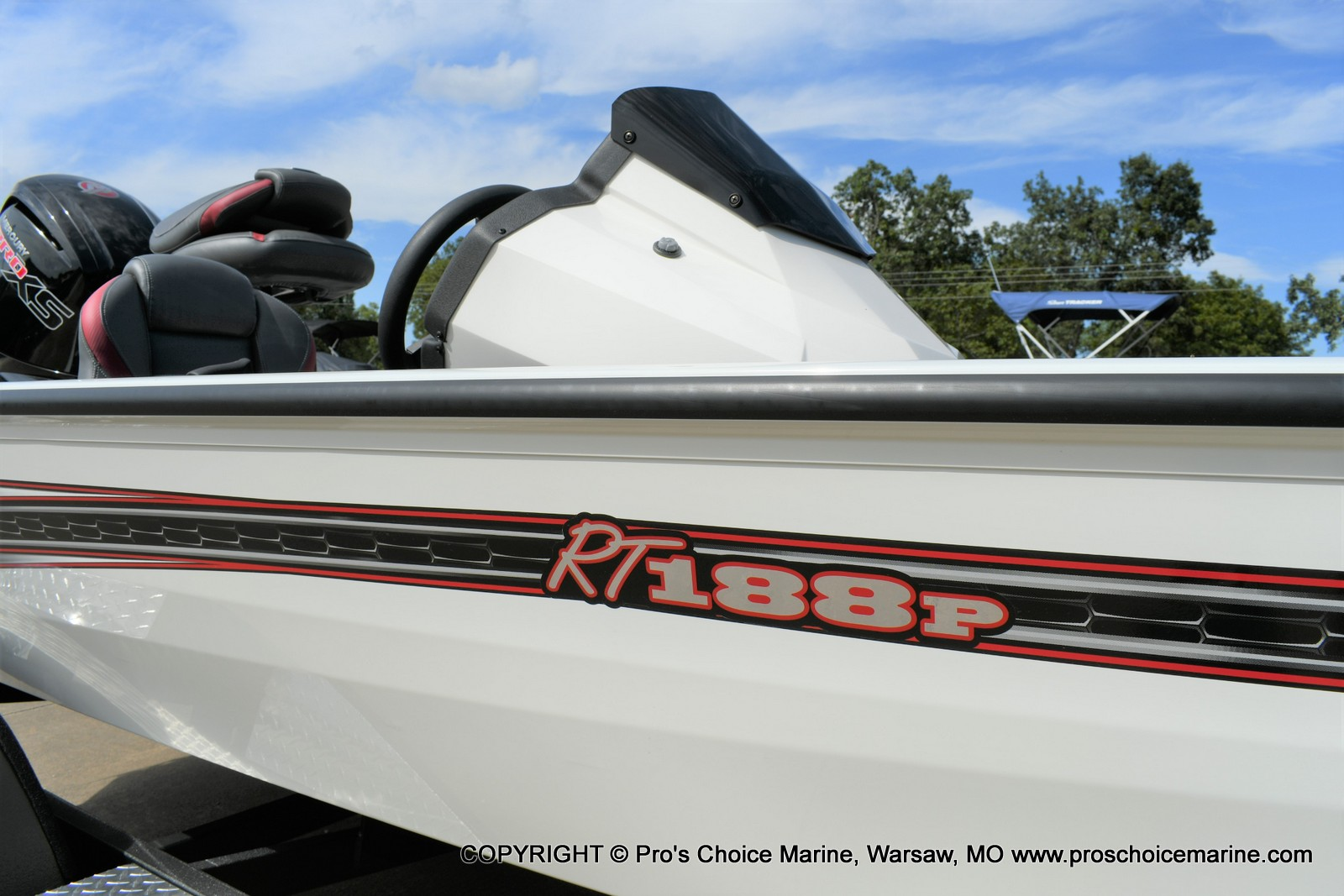 2020 Ranger Boats boat for sale, model of the boat is RT188P & Image # 3 of 50