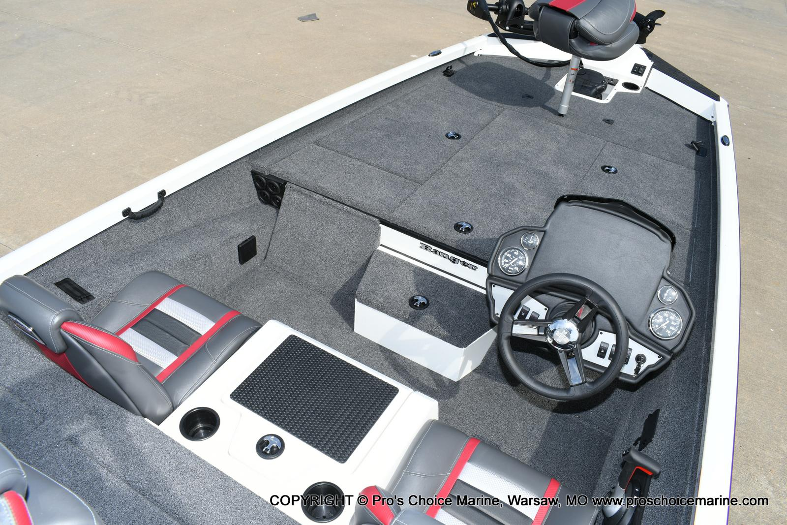 2020 Ranger Boats boat for sale, model of the boat is RT188P & Image # 8 of 50