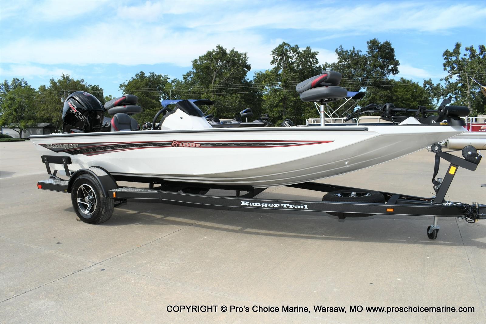 2020 Ranger Boats boat for sale, model of the boat is RT188P & Image # 33 of 50
