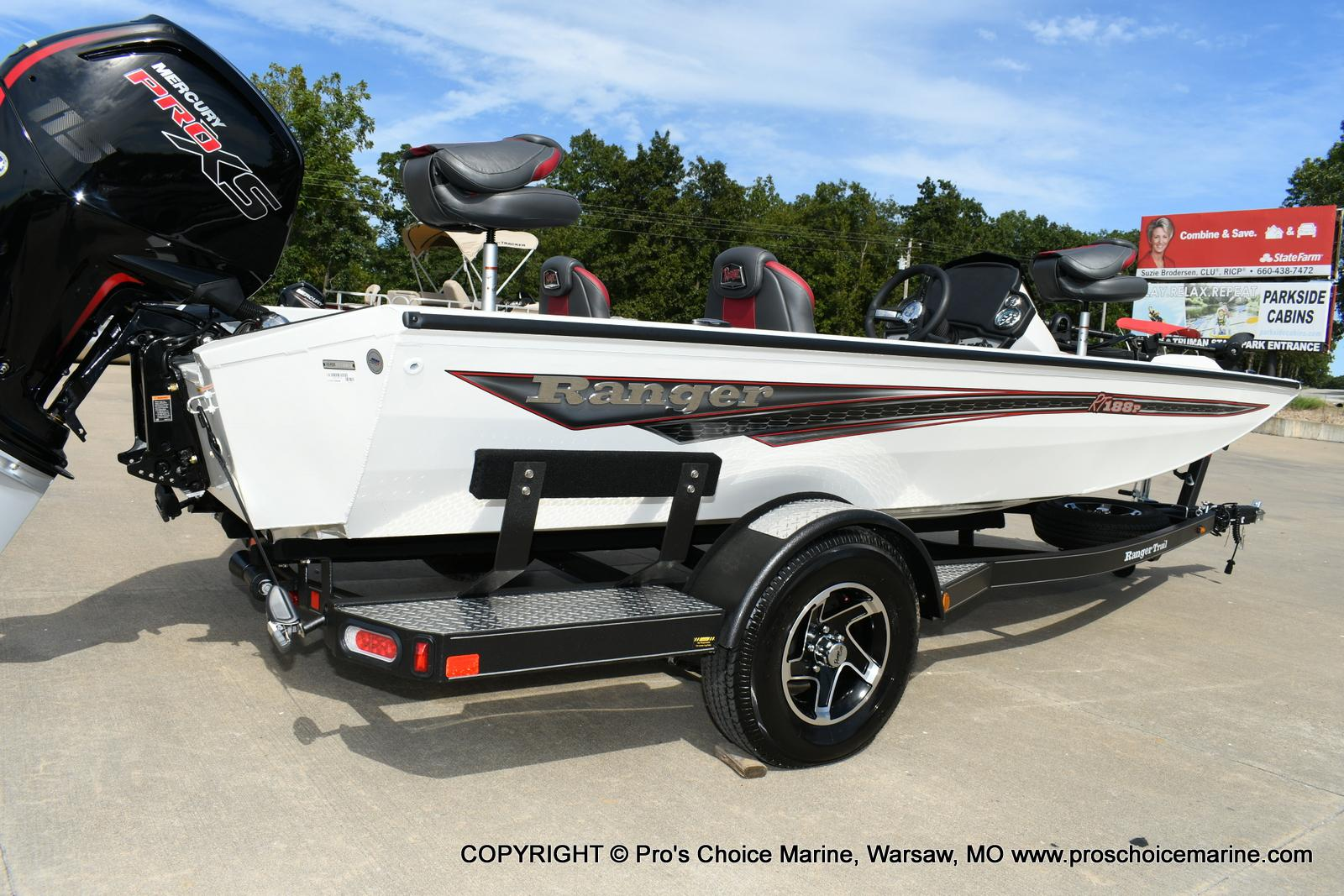 2020 Ranger Boats boat for sale, model of the boat is RT188P & Image # 35 of 50
