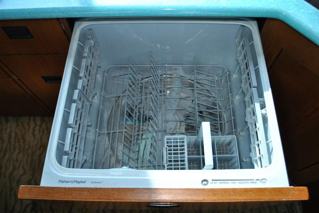 Galley dishwasher