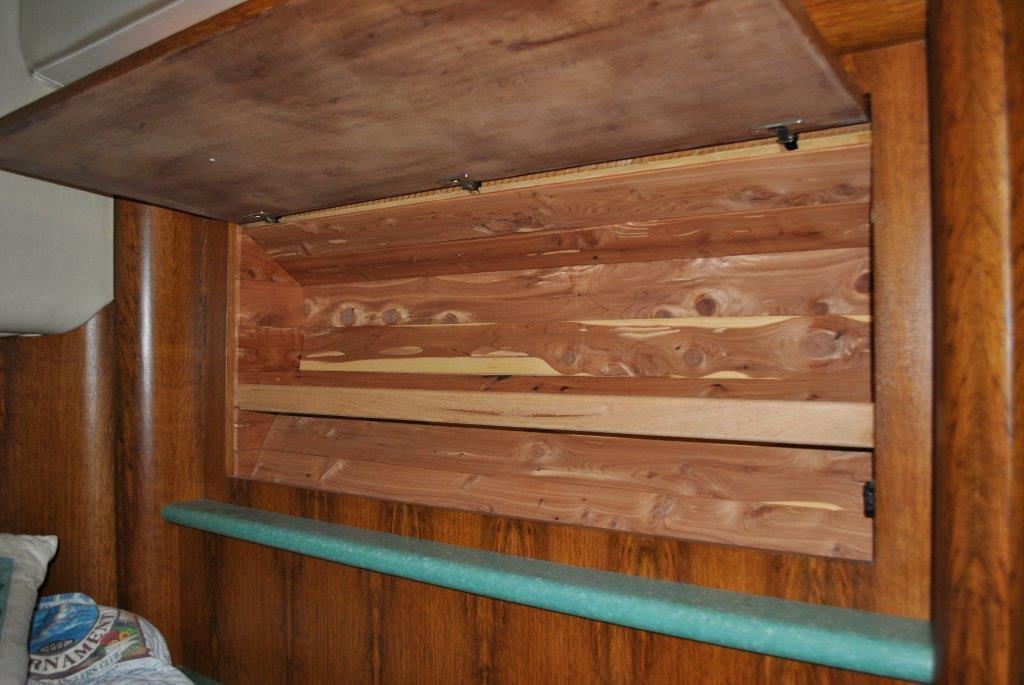 Master Cedar Storage
