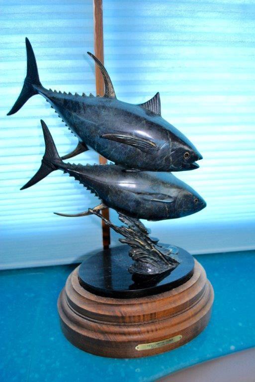 Kent Ullberg Yellowfin Tuna Bronze