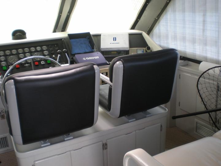 Helm seating 2