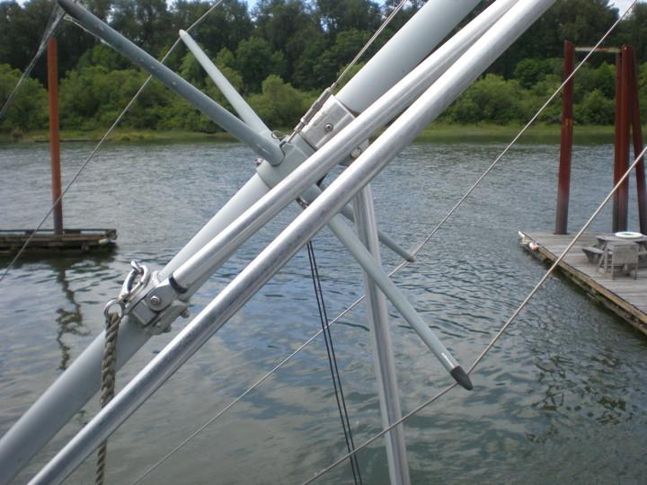 Virtually unused RUPP outriggers
