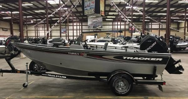 2004 TRACKER BOATS TARGA V16 for sale