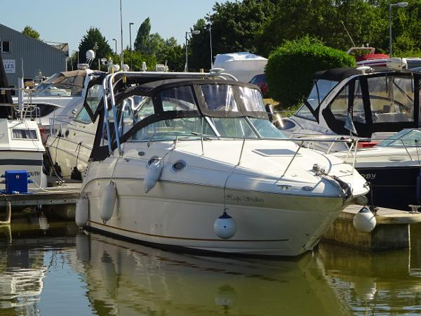 Sea Ray 260 Sundancer For Sale from TBS Boats
