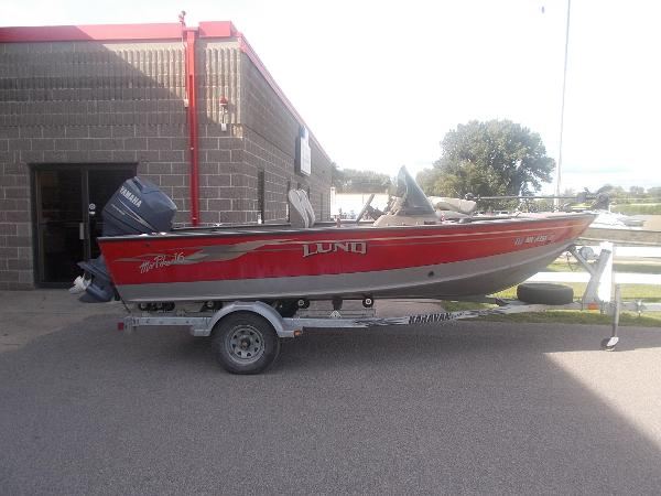 2003 LUND MR PIKE for sale