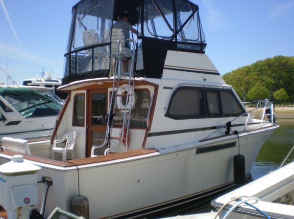 Egg Harbor Convertible Convertible Boats. Listing Number: M-3241746 33' Egg ...