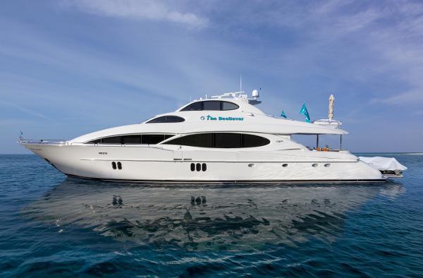 2005 116' Lazzara Motor Yacht