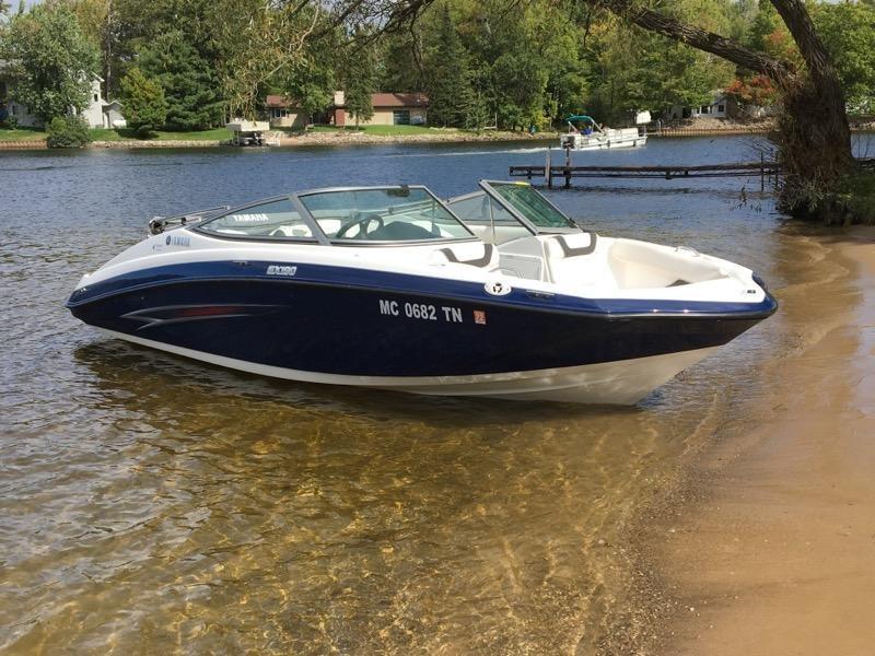Yamaha BoatsSX190