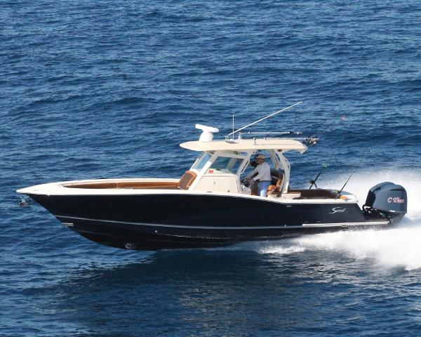 2015 35' Scout 350 LXF