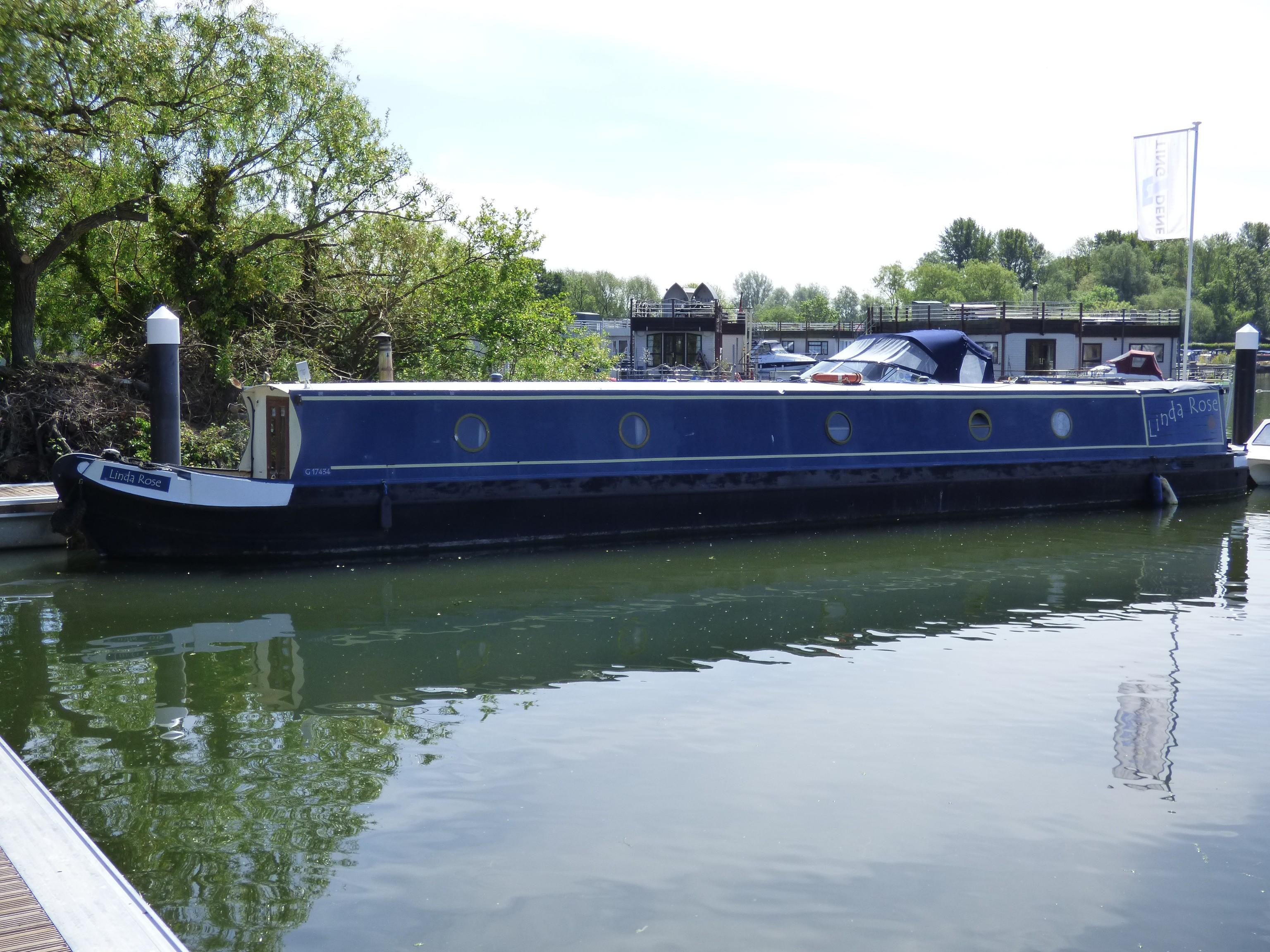 Liverpool Boats Trad Narrowboat
