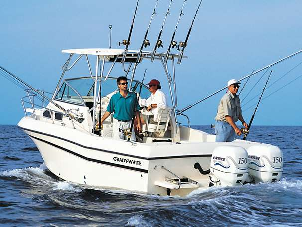Grady White Gulfstream 232 Sports Fishing Boats. Listing Number: M-3808849