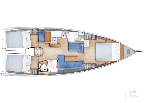 Jeanneau 410 For Sale Broker