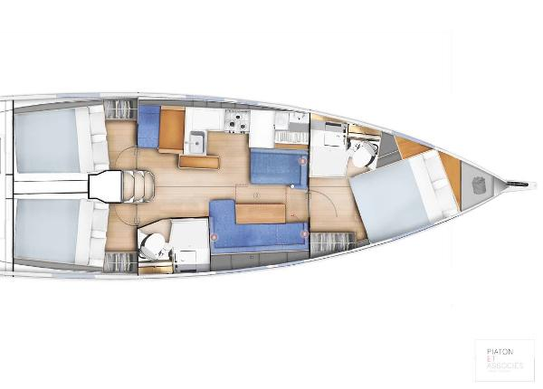 Jeanneau 410 For Sale Sell