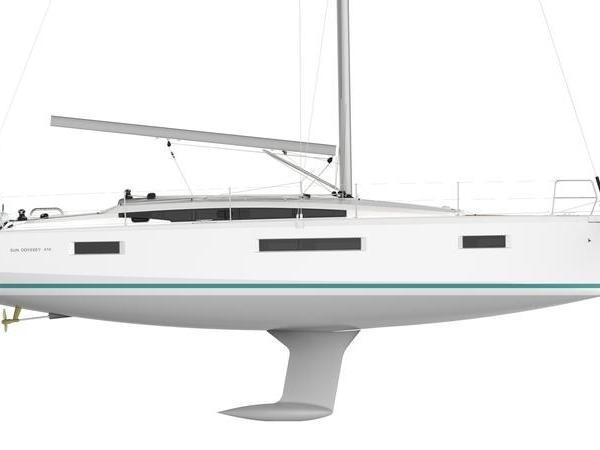 Jeanneau 410 Brokerage BoatsalesListing