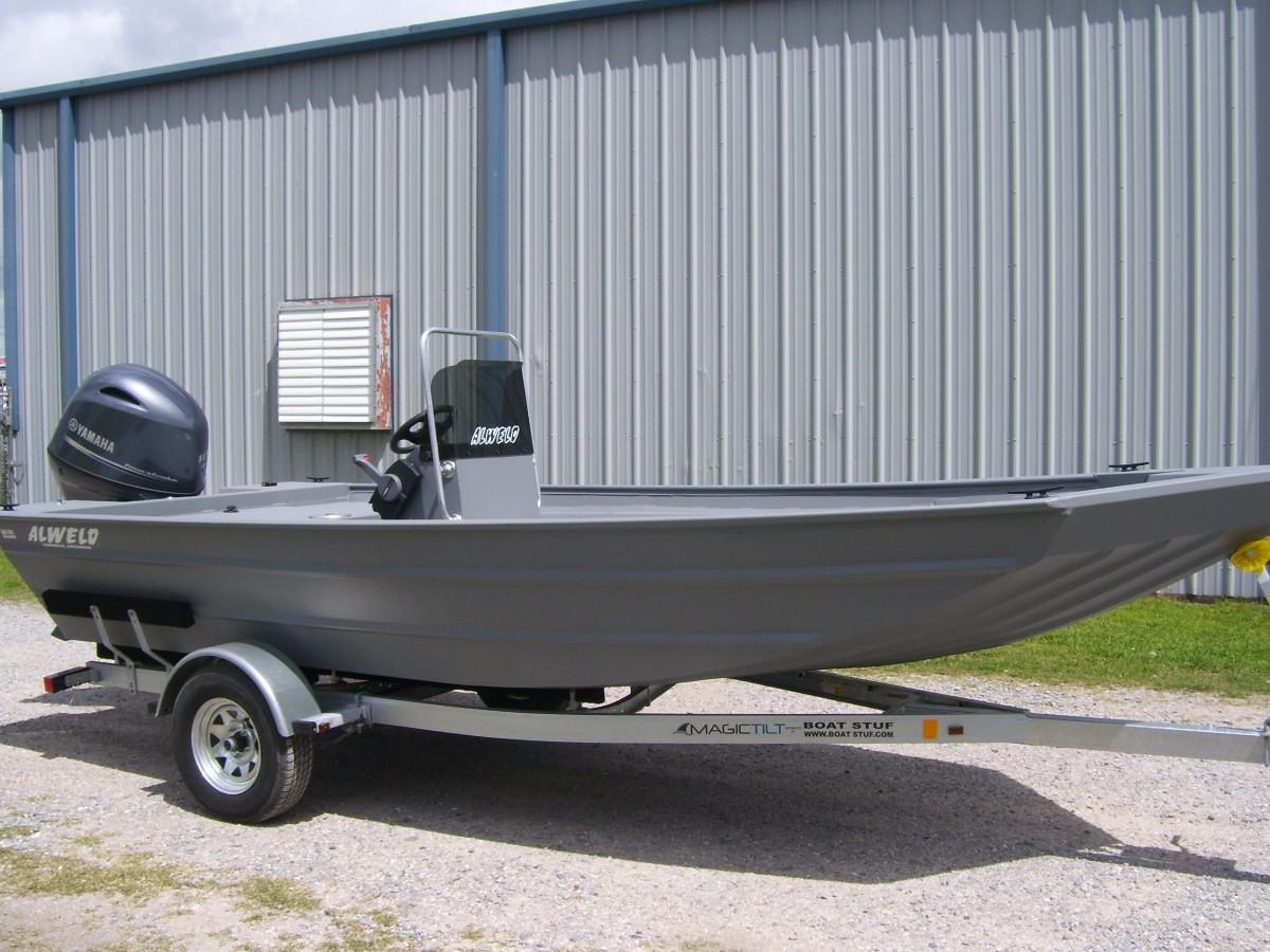 2007 Charles Leonard Bay Boat For Sale In Louisiana