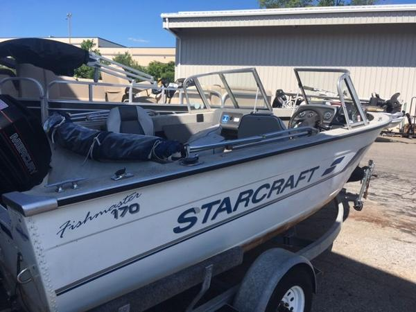 1996 STARCRAFT FISHMASTER 170 for sale