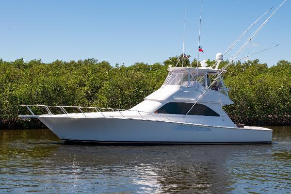 2003 48' Viking Convertible