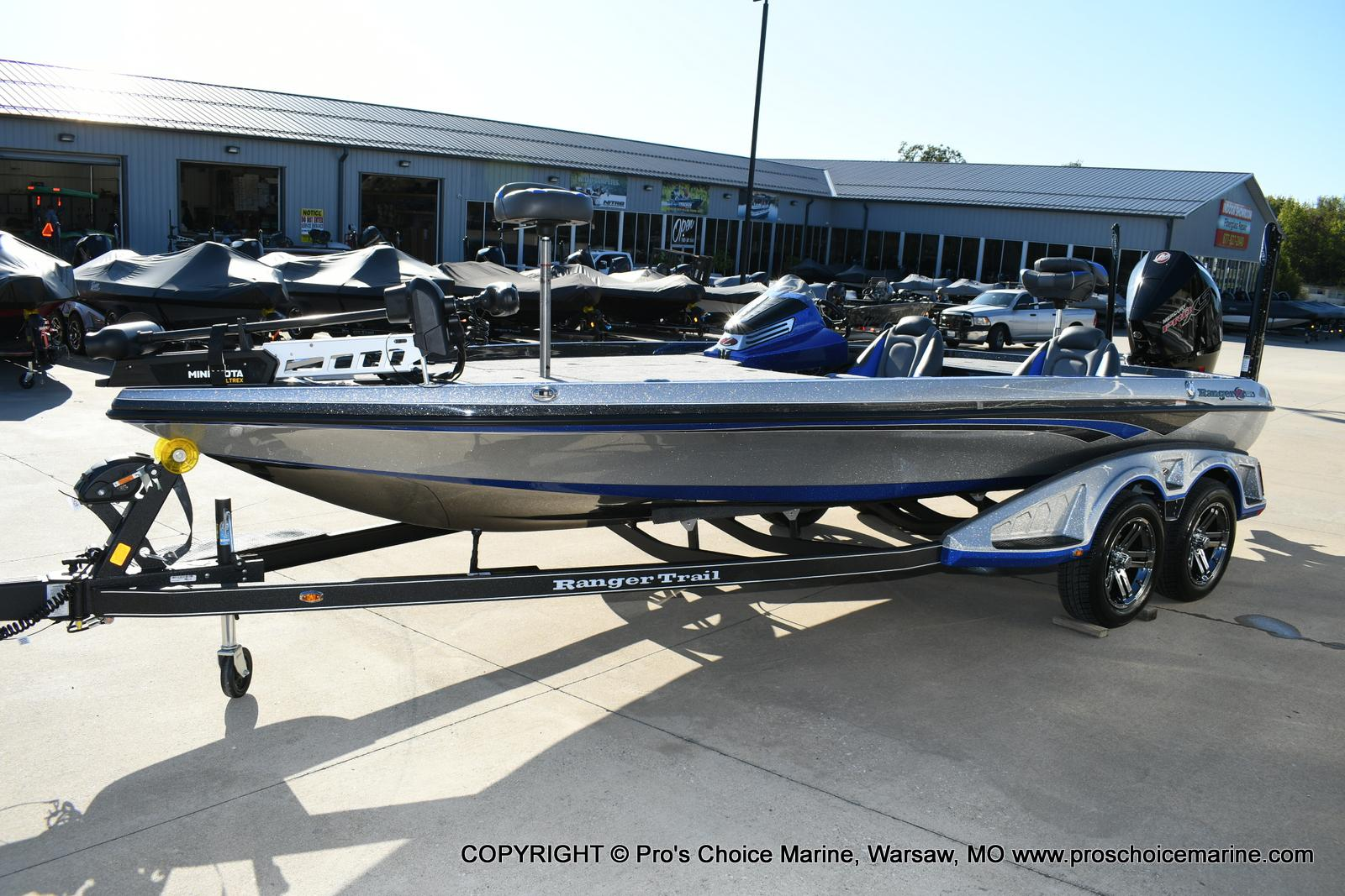 2020 Ranger Boats boat for sale, model of the boat is Z521C Ranger Cup Equipped & Image # 20 of 50