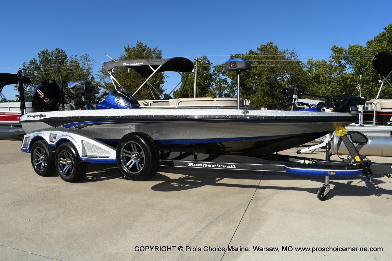 2020 Ranger Boats boat for sale, model of the boat is Z521C Ranger Cup Equipped & Image # 32 of 50