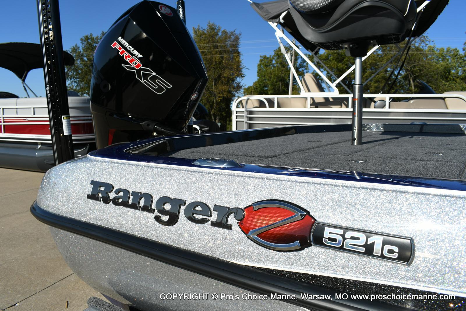 2020 Ranger Boats boat for sale, model of the boat is Z521C Ranger Cup Equipped & Image # 33 of 50