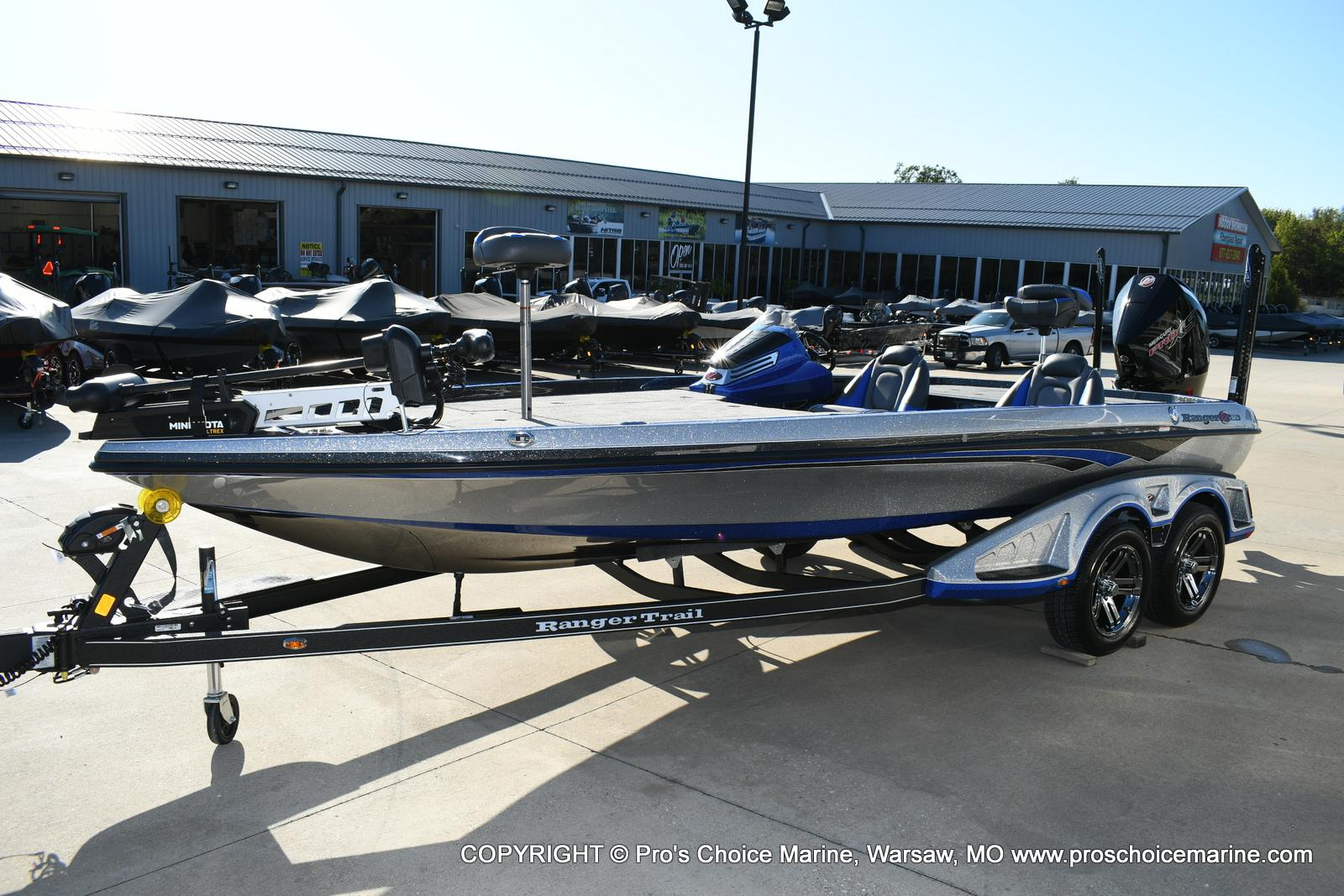2020 Ranger Boats boat for sale, model of the boat is Z521C Ranger Cup Equipped & Image # 34 of 50