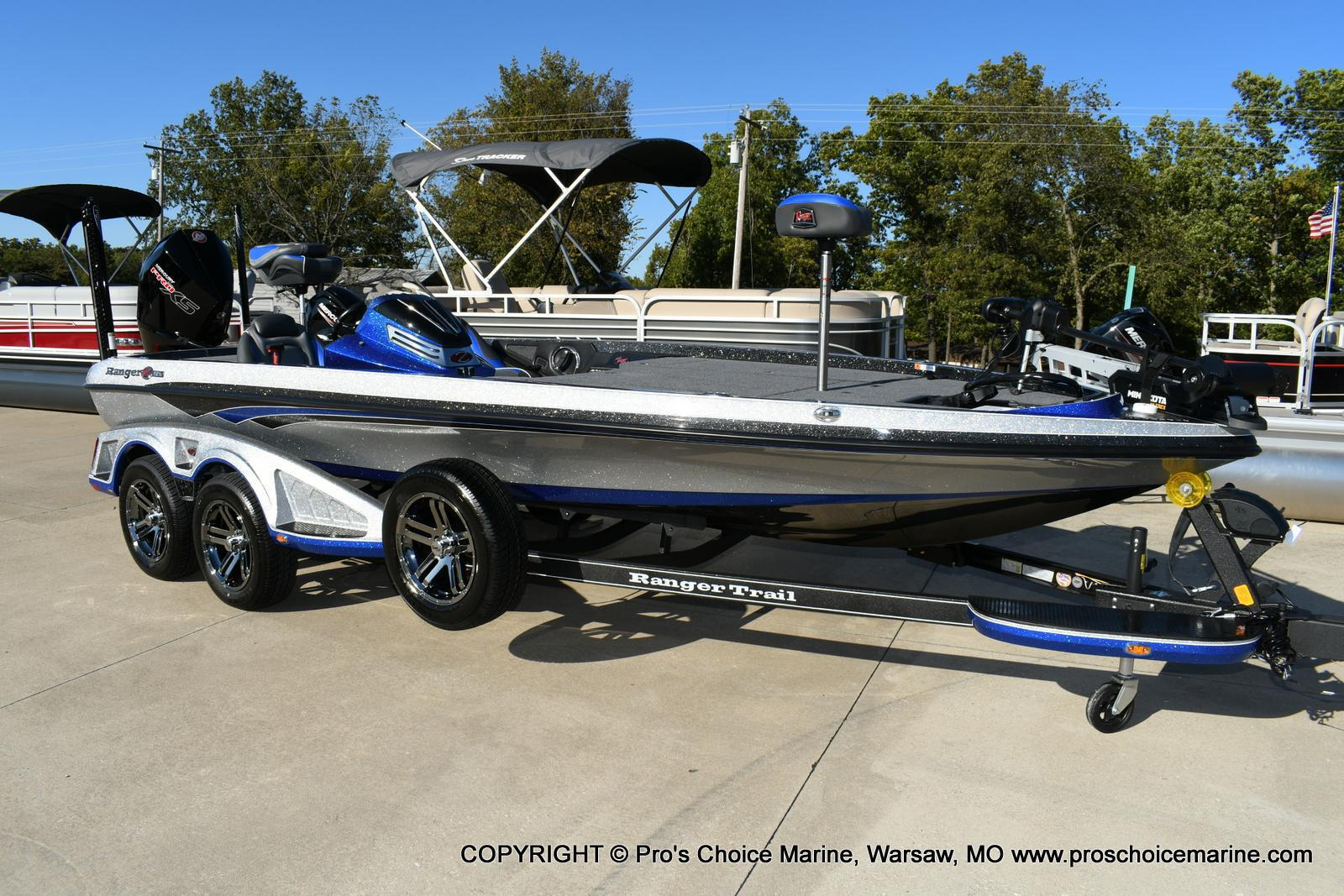 2020 Ranger Boats boat for sale, model of the boat is Z521C Ranger Cup Equipped & Image # 1 of 50