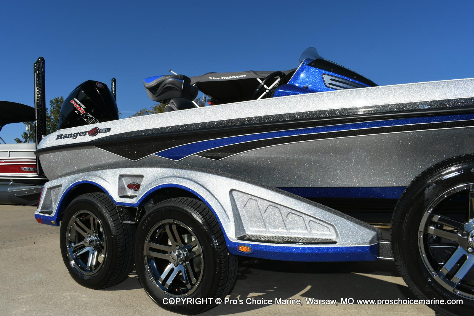2020 Ranger Boats boat for sale, model of the boat is Z521C Ranger Cup Equipped & Image # 18 of 50