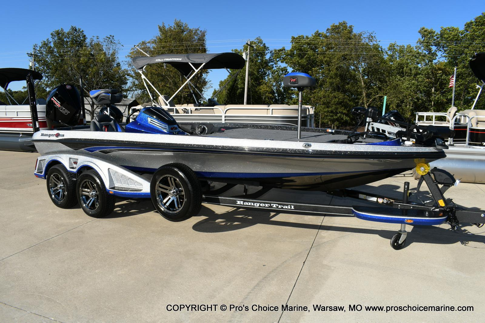 2020 Ranger Boats boat for sale, model of the boat is Z521C Ranger Cup Equipped & Image # 7 of 50