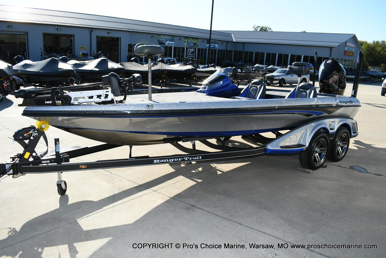 2020 Ranger Boats boat for sale, model of the boat is Z521C Ranger Cup Equipped & Image # 9 of 50