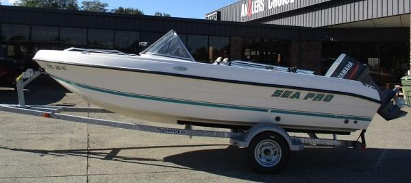 1999 SEA PRO 175 FISH & SKI for sale