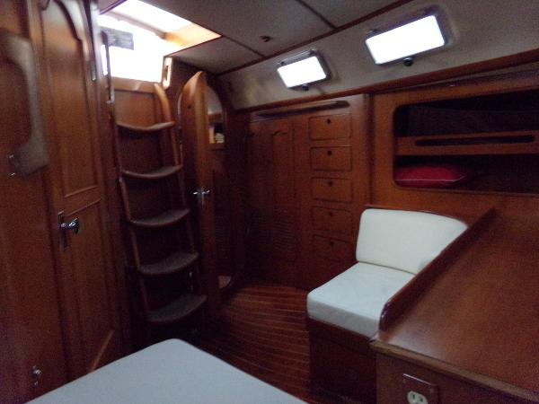 Ta Shing Orion 50 Broker BoatsalesListing