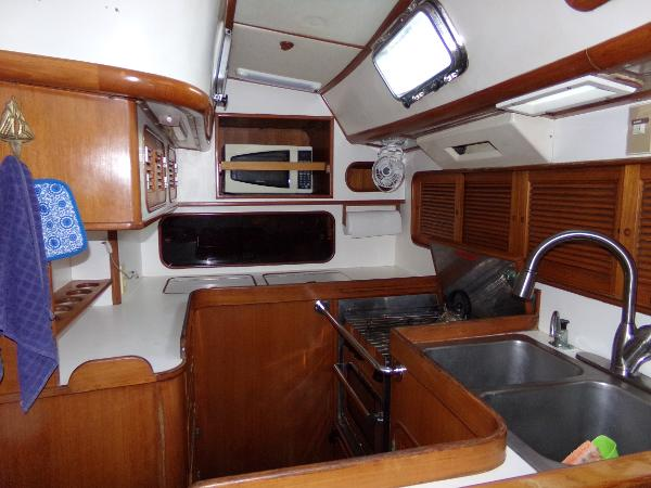 Ta Shing Orion 50 Broker BoatsalesListing