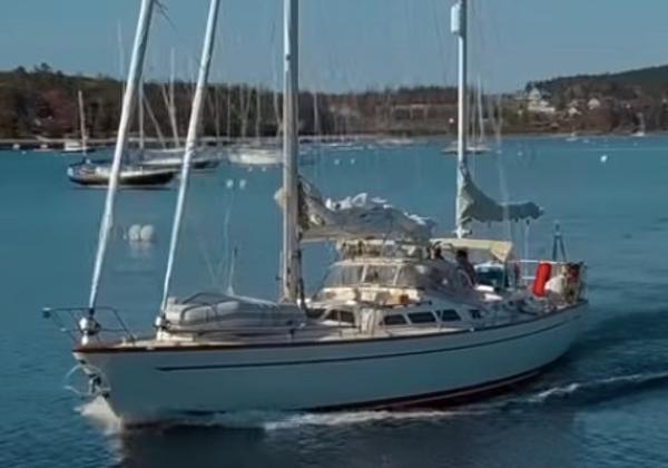 Ta Shing Orion 50 Brokerage Massachusetts