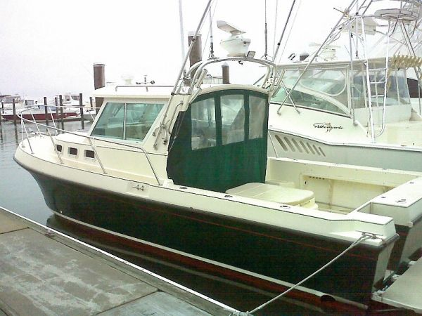1997 Albin Yachts Tournament Express